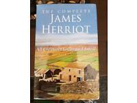 the complete james herriot 1-8 book box set NEW AND SEALED