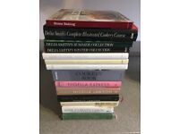 14 Cookery books
