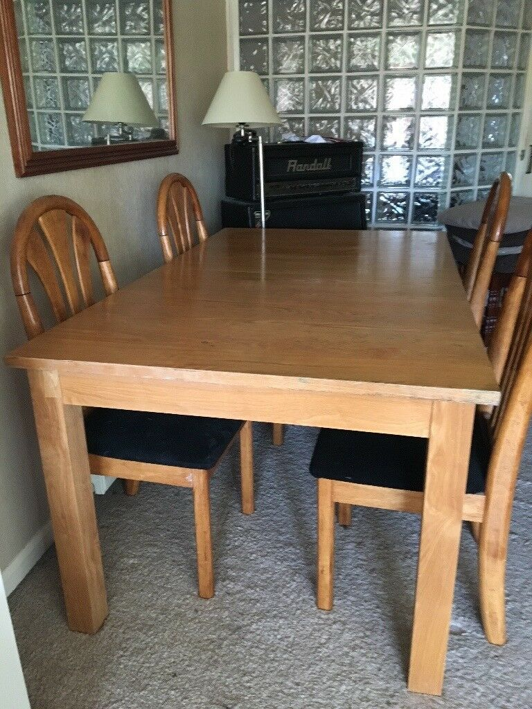 Seater Solid Wood Dining Table With Chairs In Morpeth - 12 seater solid wood dining table