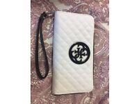 High-end designer GUESS wallet - brand new