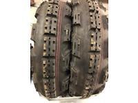 Quad tyres