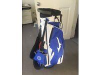 Mizuno Comp Golf Bag 1st Class condition