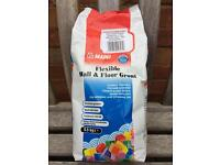 Wall and floor grout