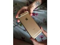 IPHONE 6s GOLD LOCKED TO TESCO
