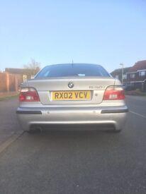 E39 2002 BMW 530i - Full MOT - 149k