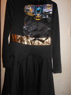 n Halloween Fancy Dress Costume Adult Ladies Size XS S M XL (Batwoman Halloween-kostüme)