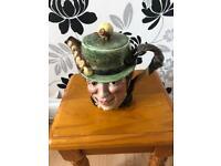 Teapot Toby jug beswich