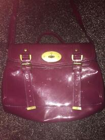 Mulberry satchel bag