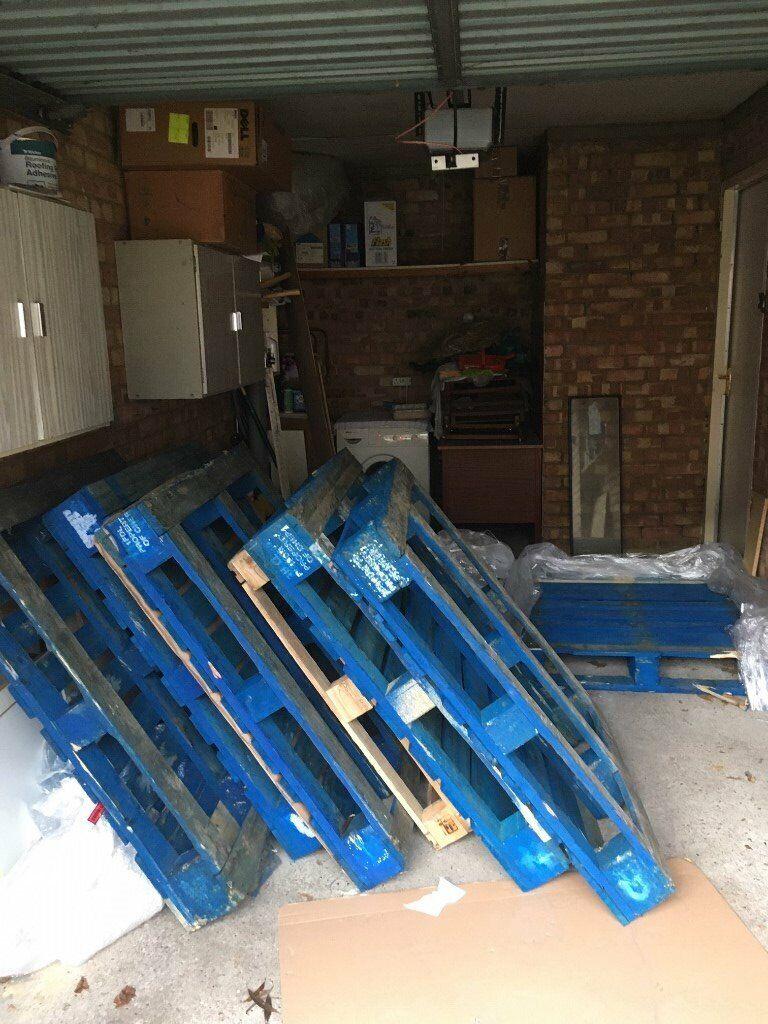 Free wooden pallets   in Woodford, London   Gumtree
