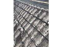 Roof tiles free to collector