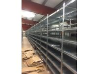Used Boltless Shelving Garage / Warehouse / Office / Workshop