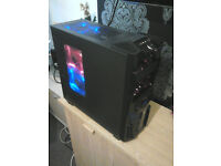 AMD Phenom 2 x6 1090t 3.2ghz Gaming pc hd6770 graphics