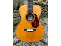 Atkin 037 Grand Concert Acoustic Guitar