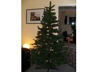 CHRISTMAS TREE PREMIUM QUALITY 6 FOOT