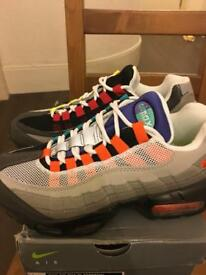 Nike Air Max 95 Greedy , UK 10