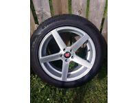 For sale wheelscfor AUDI Q5 235 55 19
