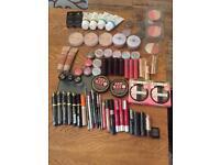 Lots of brand new makeup half price