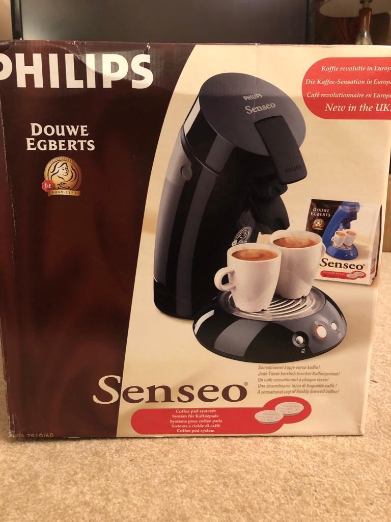 New Philips Senseo Coffee Maker In Newton Mearns Glasgow Gumtree