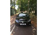 58 plate Vauxhall Vectra SRi Black 2 keys - Genuine Mileage, Full Service History