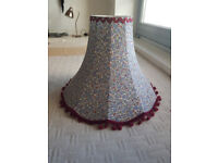 The Pier rug and vase & Not On The High Street lampshade