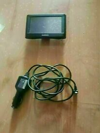 Garmin nüvi 2599LMT-D Automotive GPS Receiver uk and europe good condition and fully working