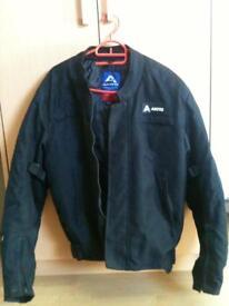 Mens Akito motorbike jacket size s