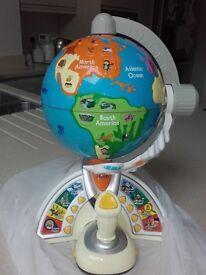 Vtech learning globe