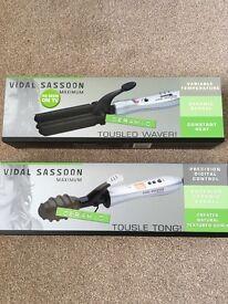 Vidal Sassoon hair curlers £5 each bnib