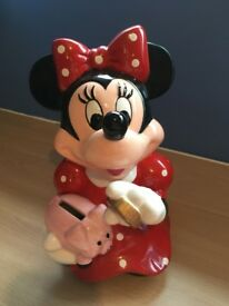 Minnie Mouse Money Bank