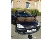 URGENT SALE OF Vauxhall Corsa SXI+, 12 months MOT, HPI clear with low mileage