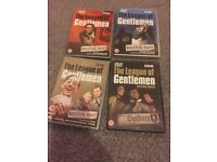League of gentlemen series 1 to 3 and Christmas specials DVD sets