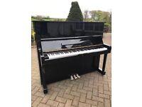 Yamaha U2 black upright piano