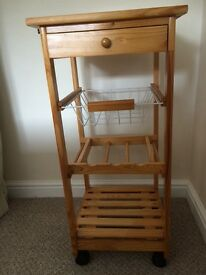 Kitchen trolley for sale.