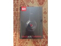 Brand new Beats Solo2 Wireless headphones for sale