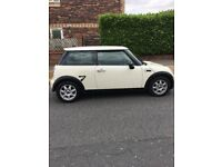 Mini 7 1.6 3 door in excellent condition 12 mtgs mot e/w e/mirrors alloys excellent condition
