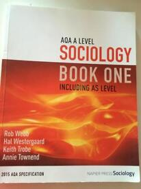 AQA Sociology book 1