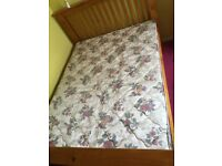 Double mattress firm