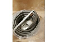Twin & Earth cooker and shower cable