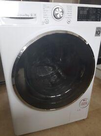 LG FH4U2VCN2 Washing Machine 9 kg Capacity A+++