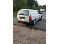 Vauxhall Astra 2006 good little van