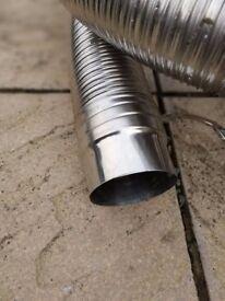 Flue liner ideal for home woodburner