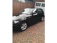 QUICK SALE BMW 118D AUTO 5 DOOR FSH LOW MILES Like bmw 3 series, audi a3, golf