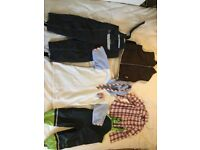 Small bundle for 2-3 year old buy including almost new winter (skiing) trousers