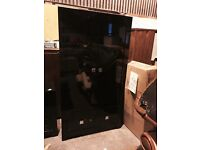 quality black gloss bedroom furniture- wardrobe, large chest,tallboy, two lockers