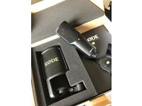 RODE NT USB MICROPHONE (PERFECT CONDITION & ORIGINAL BOX)