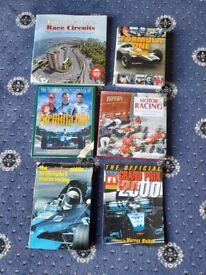 Motor racing F1 books