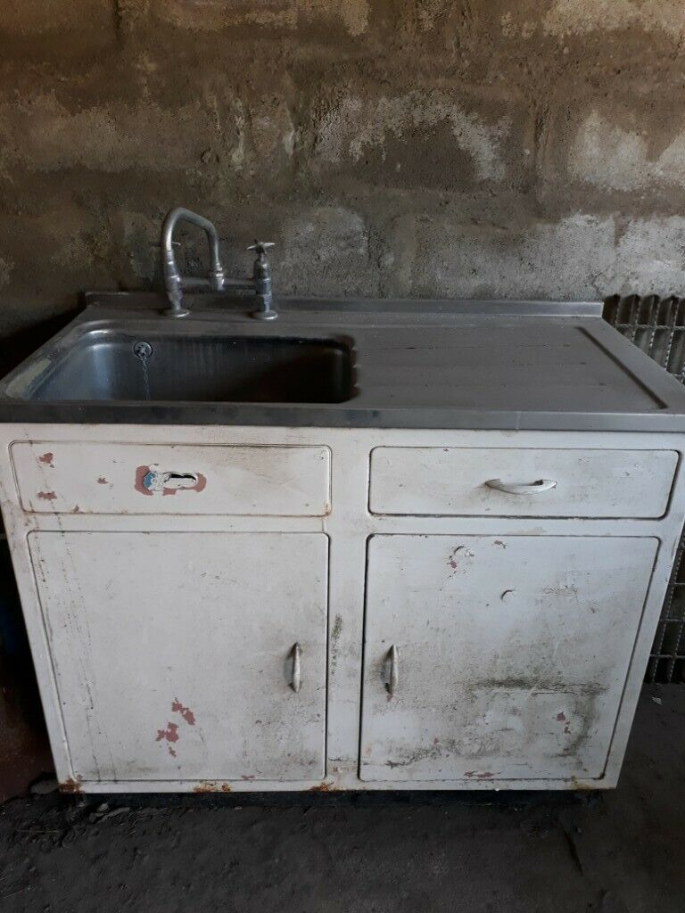 For sale vintage kitchen sink