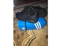 New Adidas Kids ZX Flux Trainers