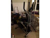 Cross trainer/standing bike combo for sale