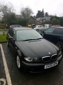 BMW 320CD 2005